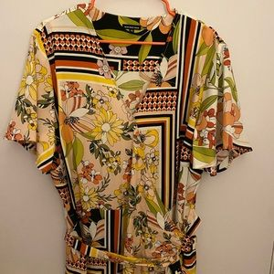 Who What Wear plus size 2x maxi dress